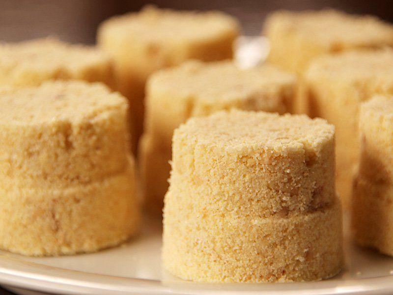 Basic Polvoron Recipe Panlasang Pinoy Recipes Recipe Polvorones Polvorones Recipe Filipino Food Dessert