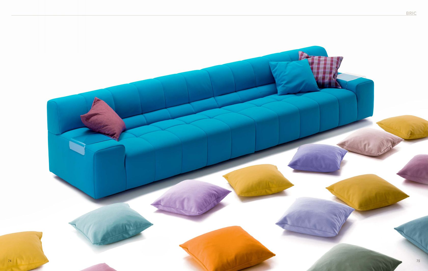 Fun Sofas fun with color! sofanicoline. | nicoline italian furniture