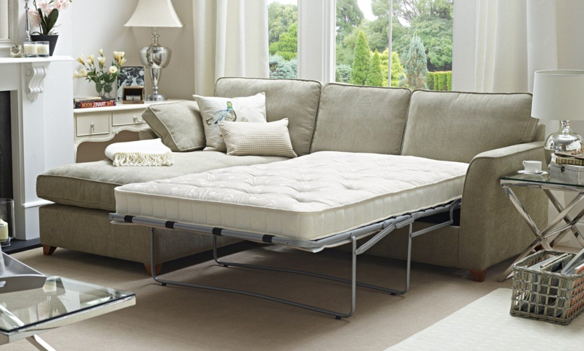 Six of the best sofa beds Sofa bed for small spaces