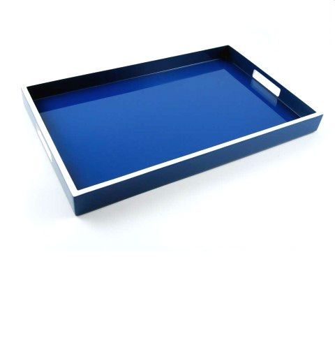Instyle Decor Com Gift Boxed Luxury Blue Tray 245 Highest Quality