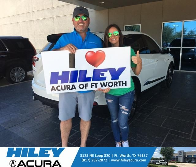 Congratulations Beverly On Your #Acura #RDX From Austin