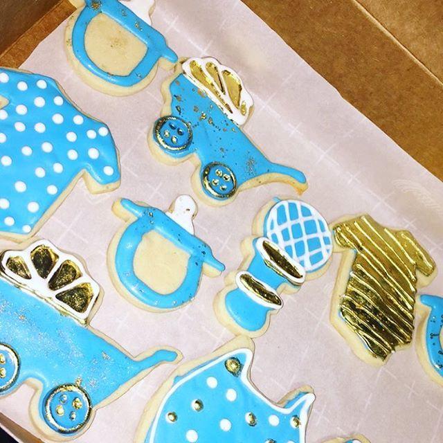 インスタに載ってるアイシングクッキー