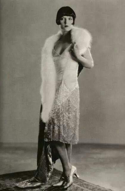 Luise Brook in Coco Chanel