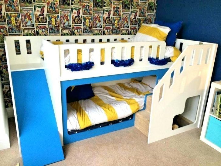 Photo of fascinating custom kids beds