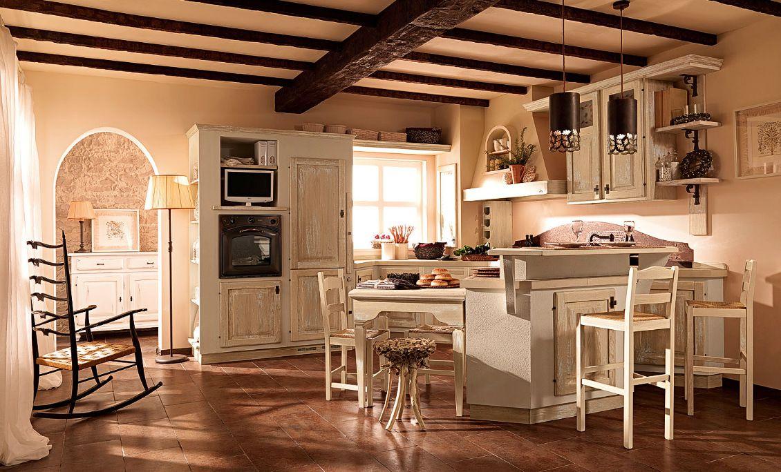 Italienische Küchen im Landhausstil | Home - Einrichtungsideen ...