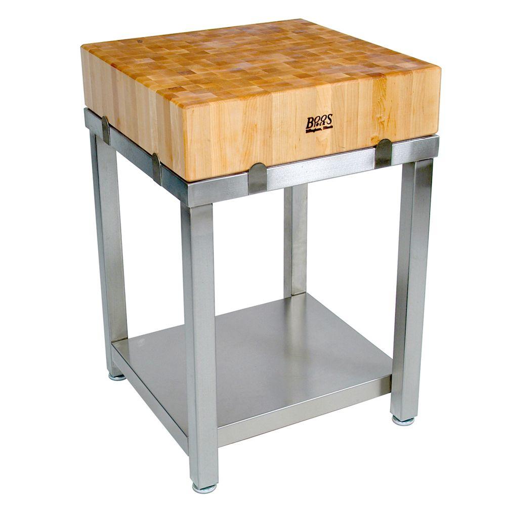 Fantastisch Diy Metzger Block Kücheninsel Tisch Galerie - Ideen Für ...