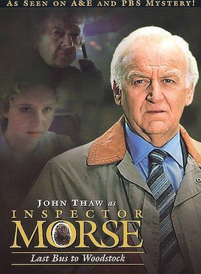 The Best Inspector Morse Episodes Inspector Morse Pbs Mystery Episodes
