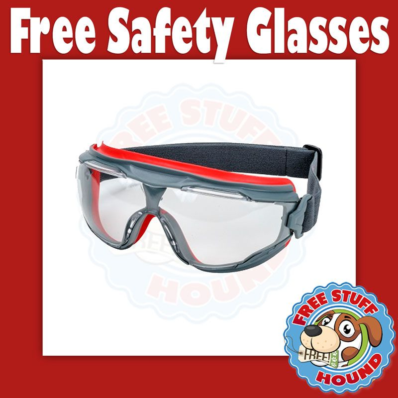 Free 3m protective safety glasses glasses safety
