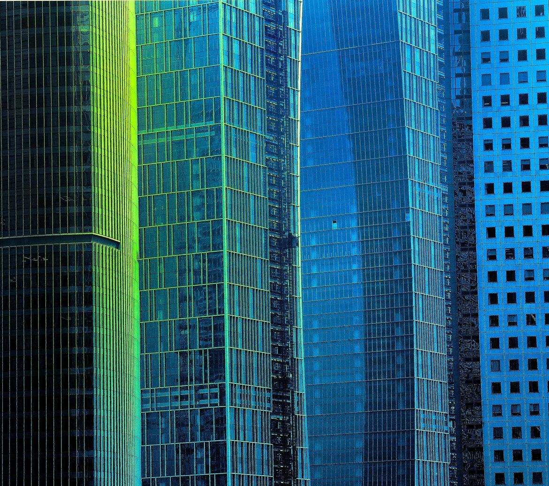 Photograph Shanghai facades by Alex Sharp
