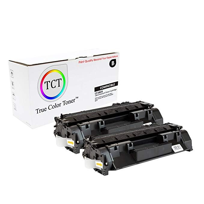 10 PK CF280X 80X Laser Toner For HP LaserJet Pro 400 M401a M401dw M425dn Printer