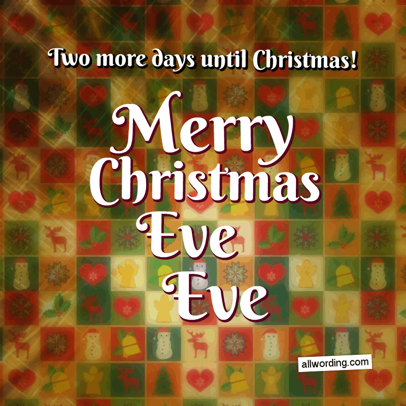 24 Ways to Wish People a Merry Christmas Eve Merry