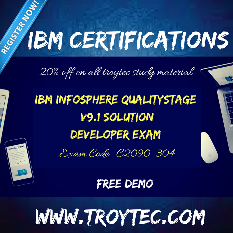 Well Preparation Of Certification Exam Is The First Step For Ibm