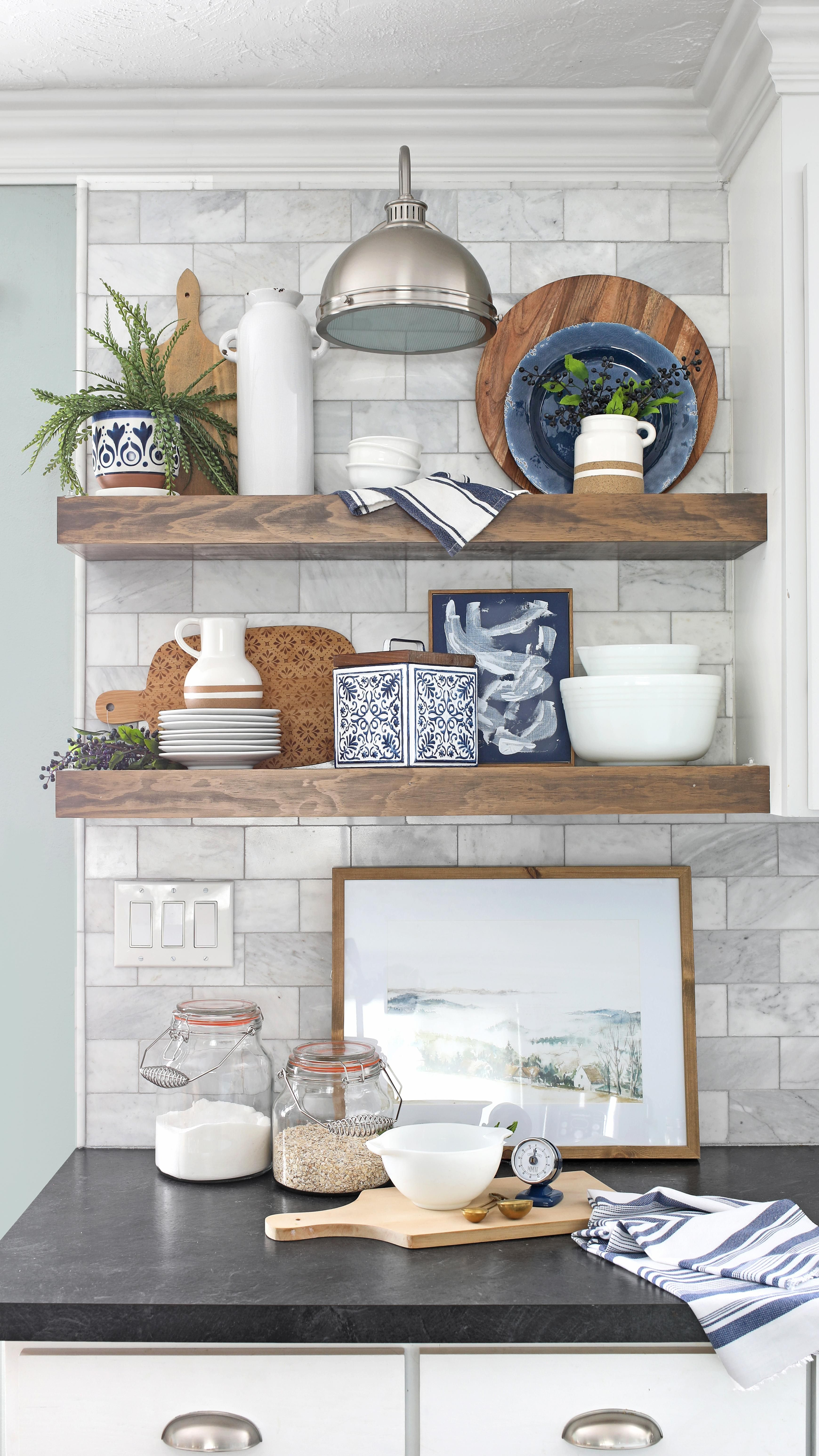 Shelf Styling Tips That Are Actually Helpful