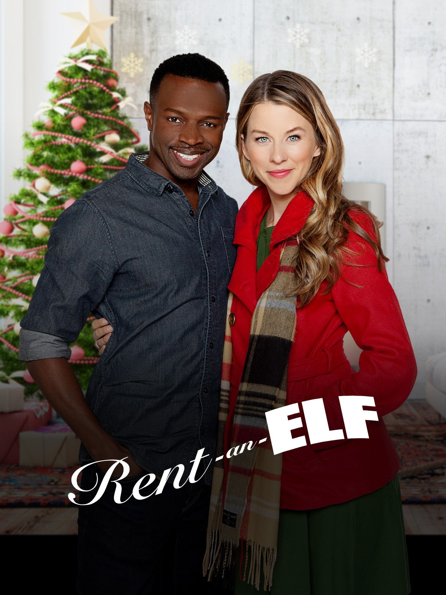 """RentanElf"" (2018) Elf movie, Christmas movies on tv"