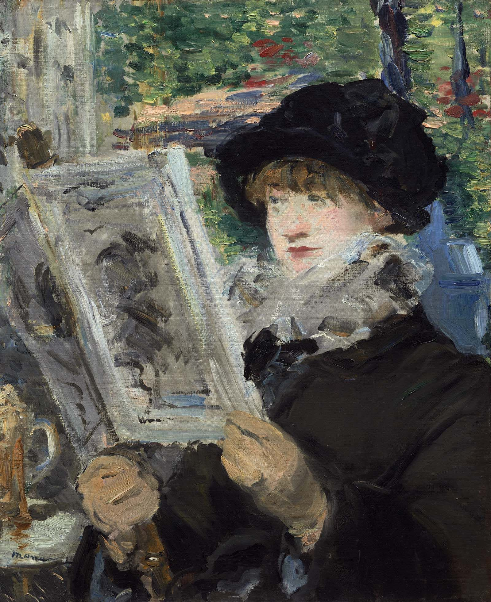 Manet Exhibition Manet And Modern Beauty Explores The Artist S