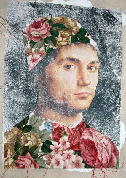 Giovanni _portrait_of_a_man by maria wigley, via Flickr