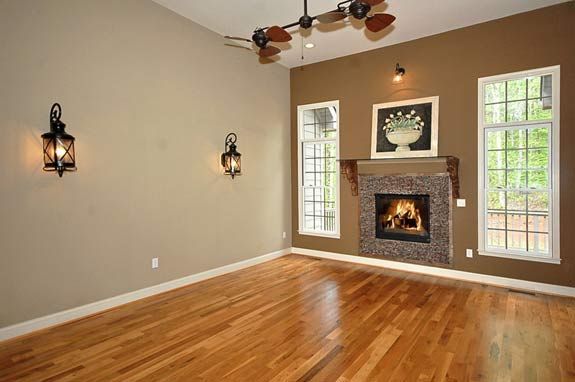warm bedroom color schemes. Wall Colors And Floors. Love! Hardwood Flooring | Floors Warm Bedroom Color Schemes .