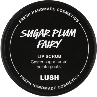 LUSH Sugar Plum Fairy Lip Scrub | • LUSH • | Pinterest | Lip ...