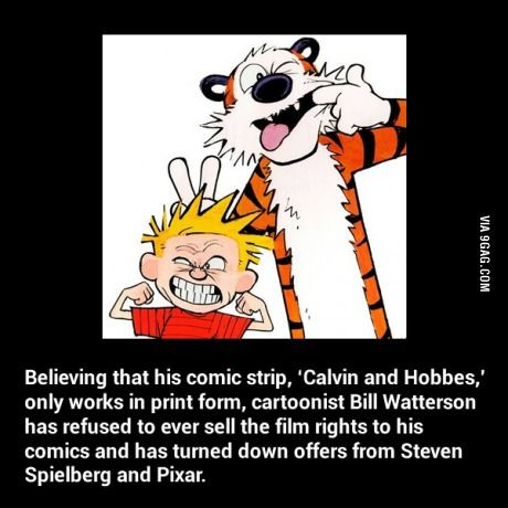 I Clearly Miscalculated How Popular It Would Be To Show Calvin Urinating On A Ford Logo Bill Watterson