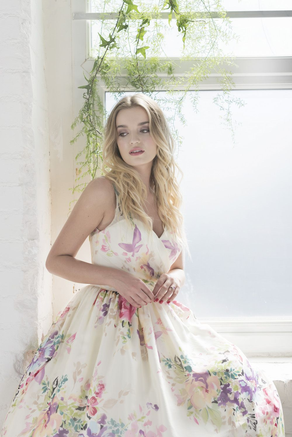 Untamed Love - Charlotte Balbier  Available at our Edinburgh Boutique.  Kudos Bridal