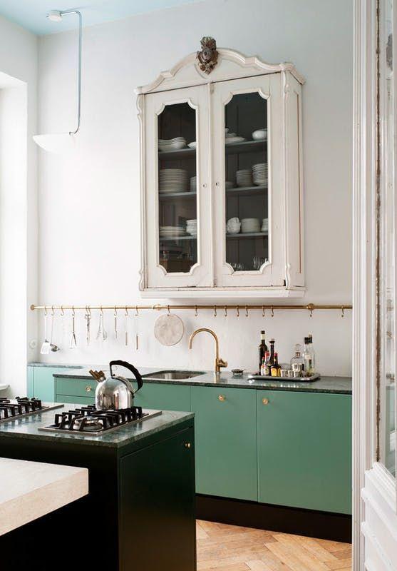Small Kitchen Storage Solution Kitchen Rail Ideas  Sources