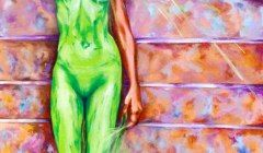 Such an amazing artist! love her work   kimikaa.com