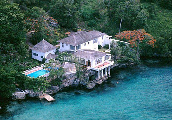 Yah Mon'   Ocho Rios, Jamaica  I will have a house like this