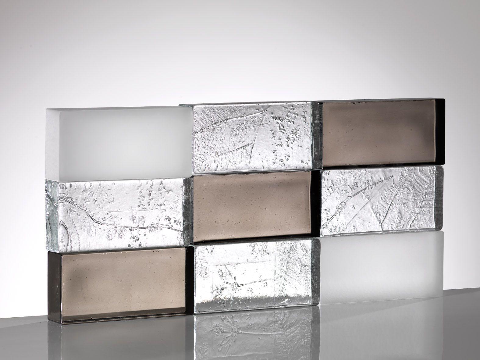 glasbausteine aus italien gestaltung mit glas aus. Black Bedroom Furniture Sets. Home Design Ideas