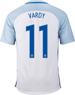 ee04864dc 2016 Nike Kids Jamie Vardy England Home Jersey. Available at SoccerPro