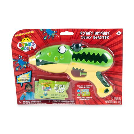 The Orb Factory Ryan S Instant Slime Shooter Gus Little Live