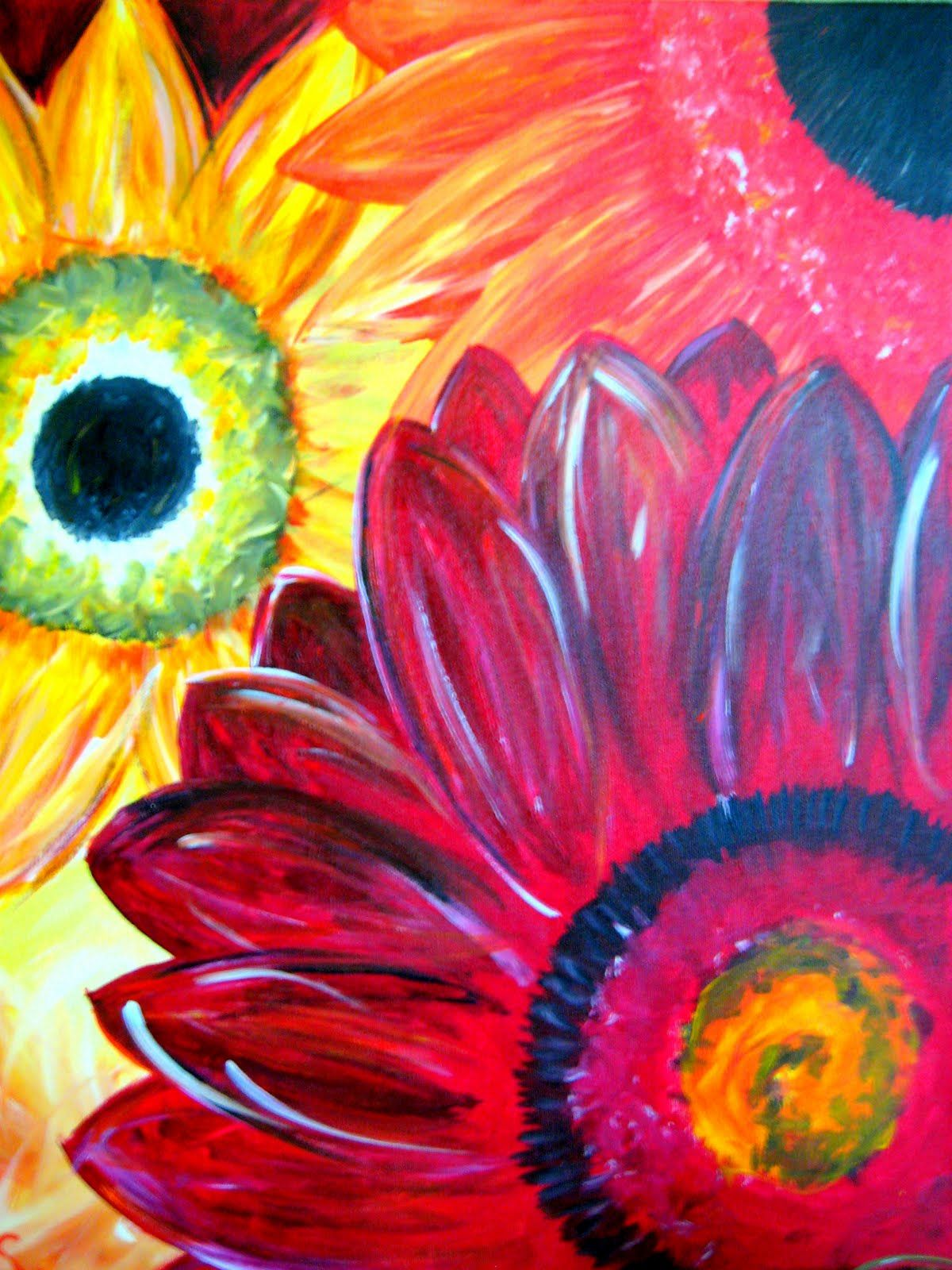 GIVEAWAY Painting with a Twist with me (closed Flower