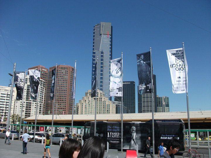 Melbourne fashion week #AussieHair