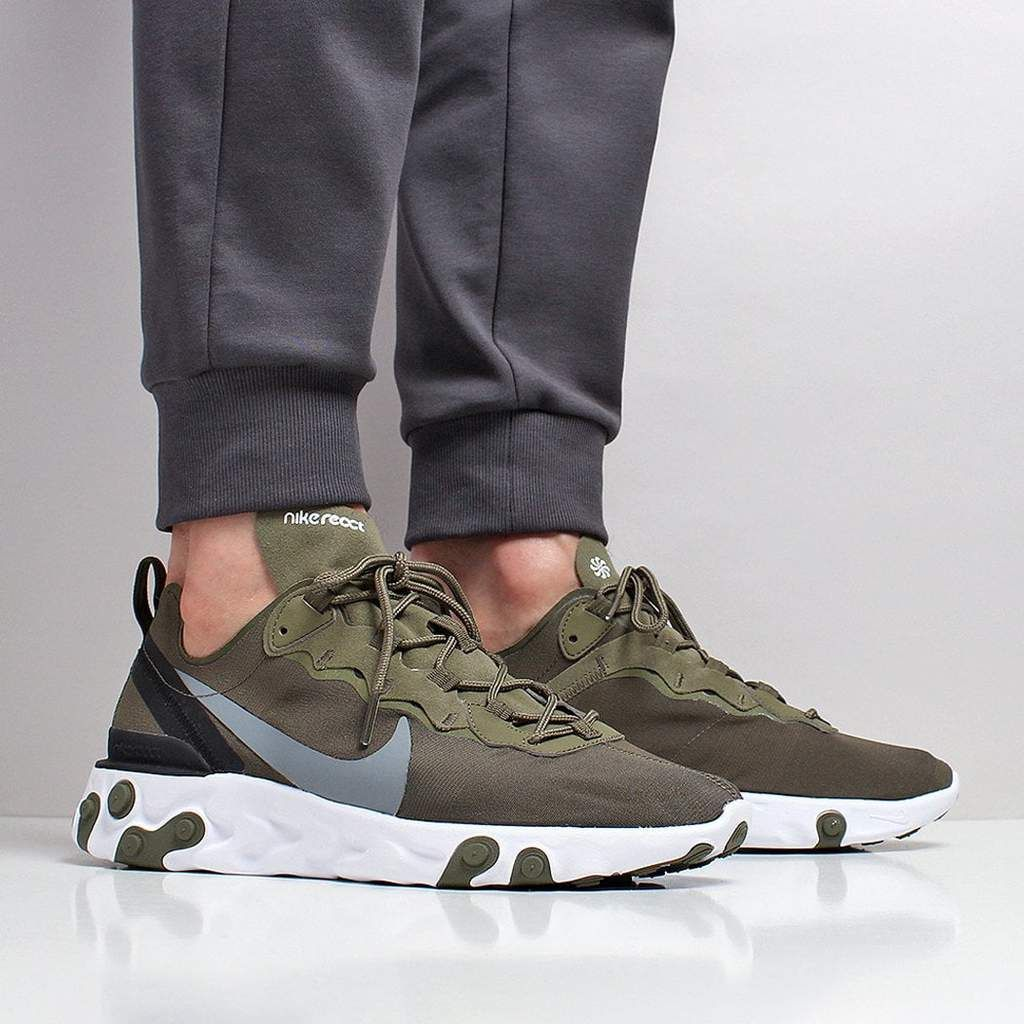 e102b71c900cd Nike React Element 55 Shoes in 2019