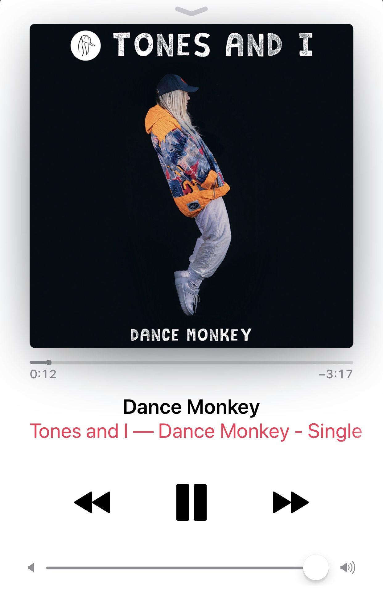 Tones And I Dance Monkey Music Video Song Youtube Videos Music Music Lyrics Songs