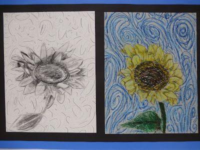 Mrs. Kamp's Canvas: Adventures in Middle School Art!: 6th Grade