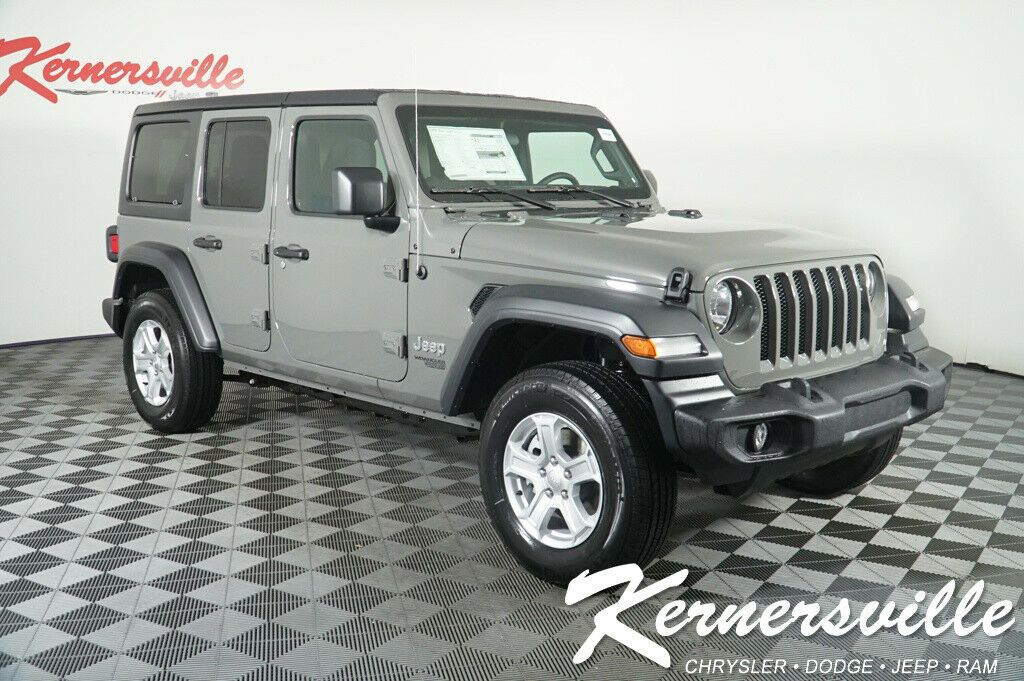 Used 2020 Jeep Wrangler Sport New 2020 Jeep Wrangler Unlimited Sport 4wd Suv 31dodge 200477 2020 In 2020 Jeep Wrangler Jeep Wrangler Sport Jeep Wrangler Unlimited