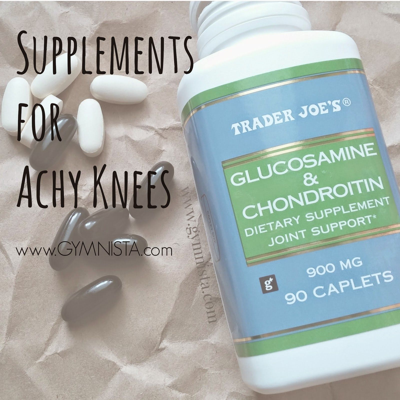 Glucosamine Chondroitin And Fish Oil For Achy Knees Chondroitin Glucosamine Chondroitin Achy