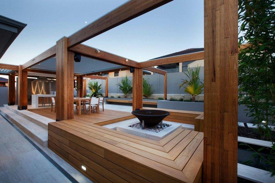 Wonderful Teak Patio Flooring Tiles From Engineered Red Oak Hardwood Planks  Also Concrete Outdoor Kitchen Island