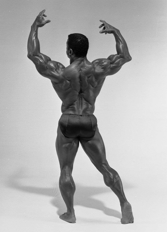 Chris Dickerson | Chris Dickerson, Mr. Olympia 1982