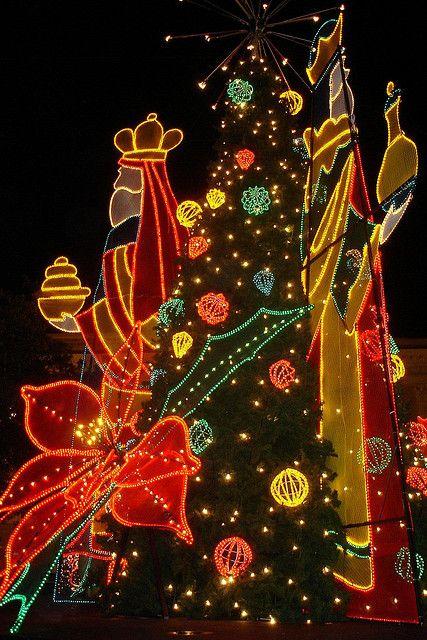 Christmas decorations de Navidad in