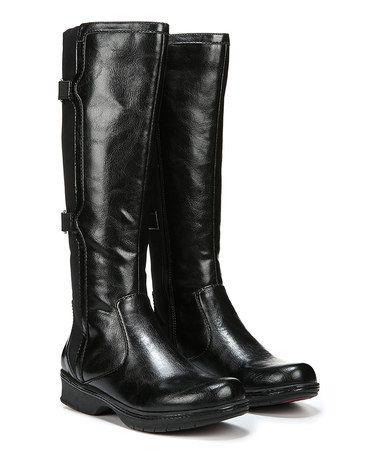 Look at this #zulilyfind! Black Venture Boot #zulilyfinds