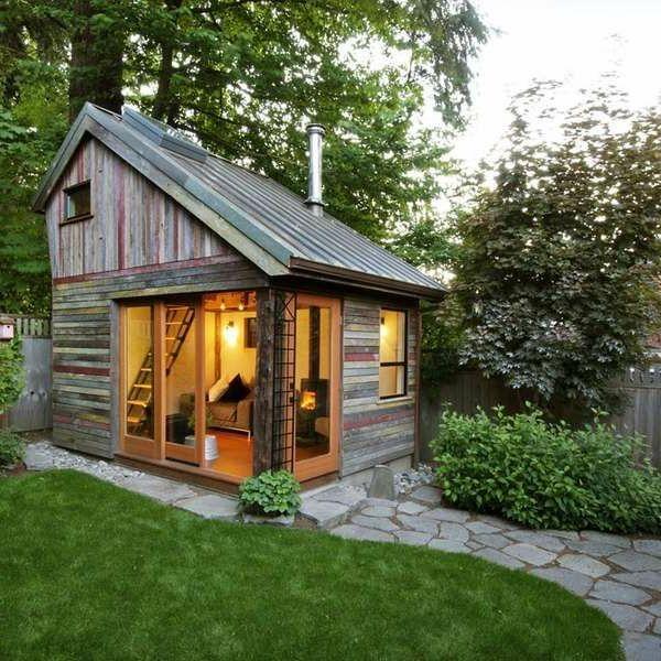 Der Gartenpavillon Luxus oder Selbstverständlichkeit