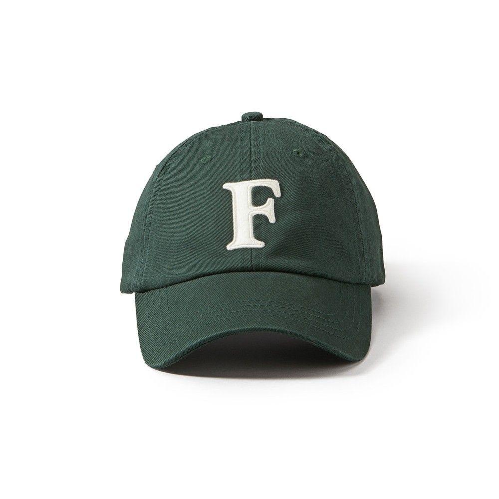 f81a90cf5d3d2 FILSON ORIGINAL F INITIAL CHINO CAP FILSON GREEN Green Chinos
