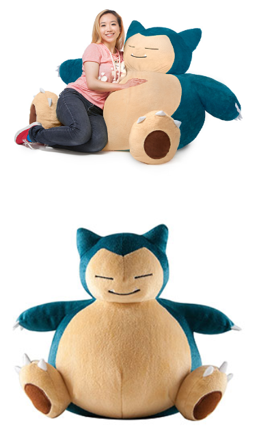 Enjoyable Pokemon Snorlax Bean Bag Chair In 2019 Bean Bag Chair Andrewgaddart Wooden Chair Designs For Living Room Andrewgaddartcom