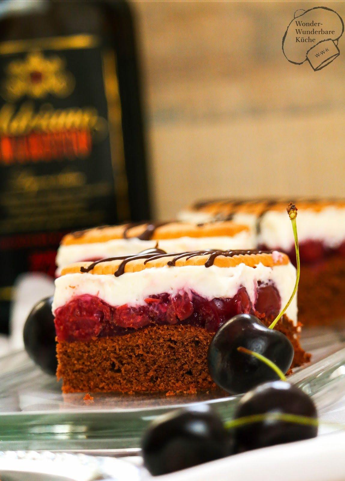 Butterkeks Pudding Kuchen Ohne Backen Kirsch Schmand Kuchen Vom