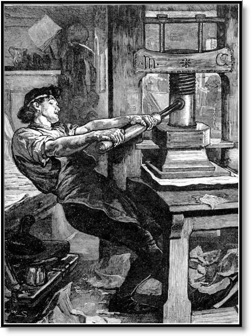an introduction to the life and the influence of johannes gutenberg in europe Johannes gutenberg:  the first printed book in europe to bear the name of its printer is a magnificent psalter completed in mainz  introduction & quick facts life.