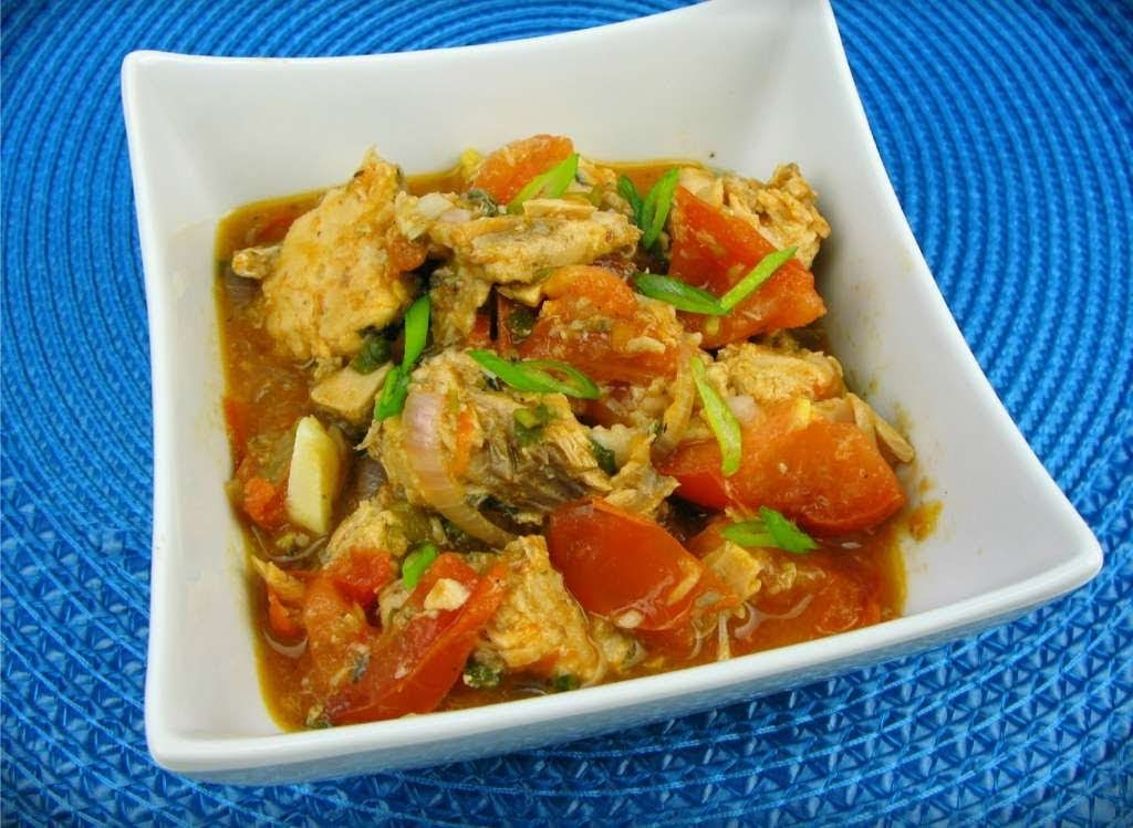 Quick recipe for canned salmon fish and seafood salmon here a quick and tasty way to prepare canned salmon the caribbean way using a recipe from trinidad and tobago we transform a dull fish dish to something forumfinder Choice Image