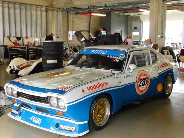 Pin By You Drive Car Hire On Classic Racing Cars Ford Capri