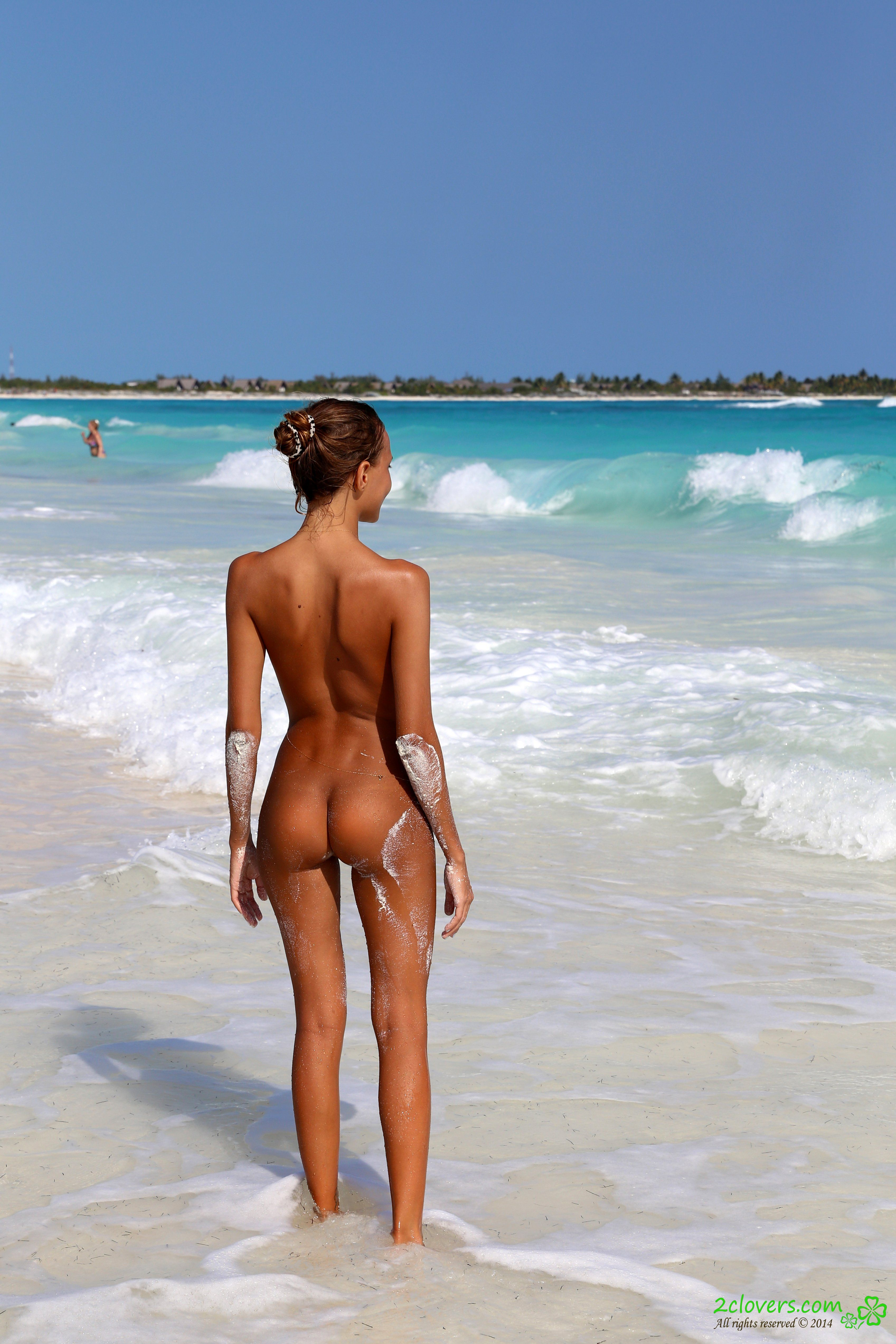 For katya clover nude beach not give