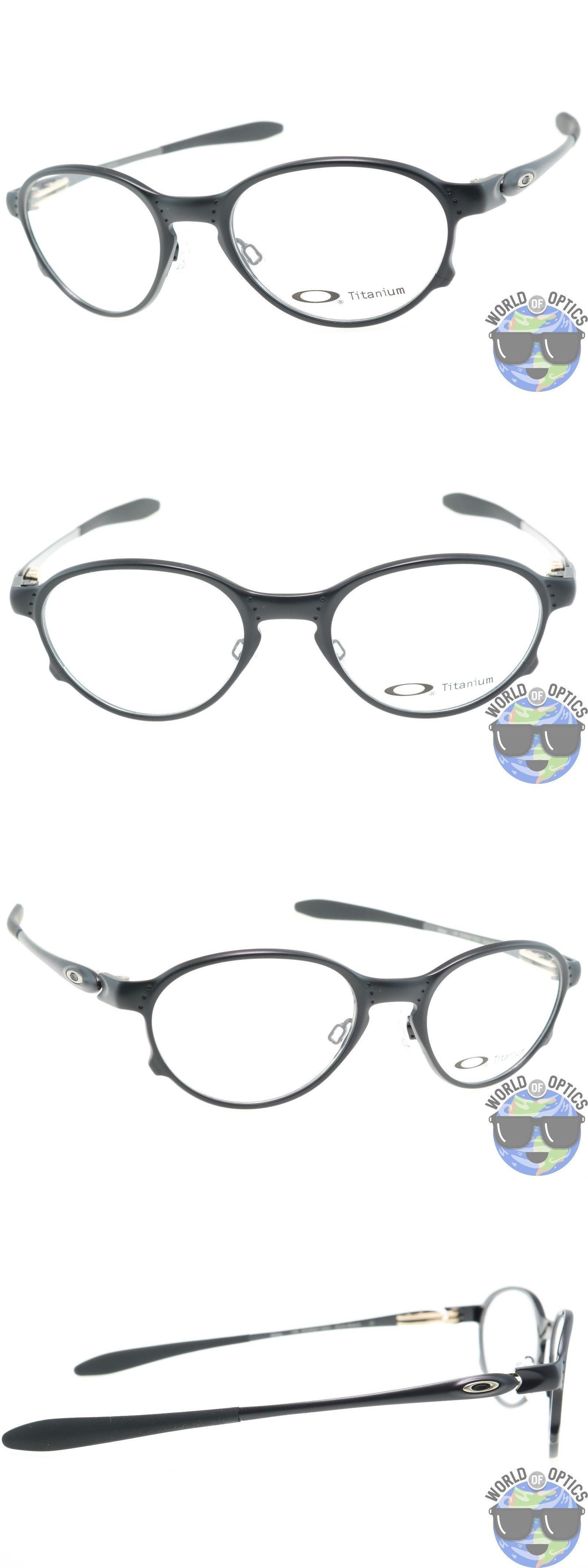 6cf8e0999ef Eyeglass Frames 180957  Oakley Rx Eyeglasses Ox5067-0251 Overlord Satin  Black Titanium Frame